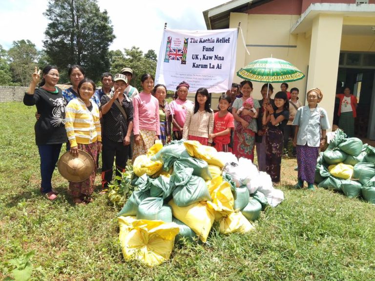 KACHIN RELIEF FUND (UK Charity)